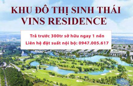 Dự án Vins Residence Long An: Thông tin chính xác nhất