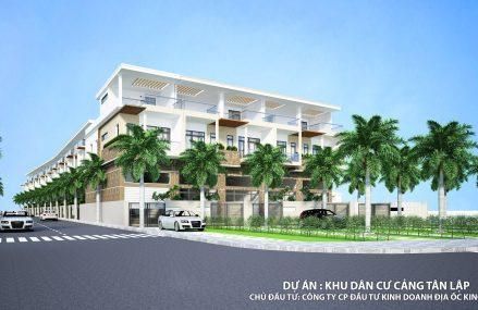 Dự án khu dân cư Cảng Tân Tập Cần Giuộc: thông tin chính xác từ chủ đầu tư