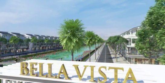 Khu đô thị cao cấp Bella Vista City – Đẳng cấp của giới thượng lưu
