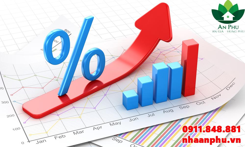Tốc độ lạm phát ảnh hưởng đến thị trường bất động sản TP.HCM