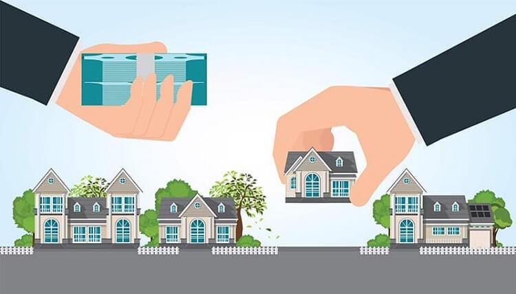 Sàn giao dịch bất động sản