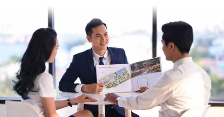 Nhân viên kinh doanh (sale) bất động sản