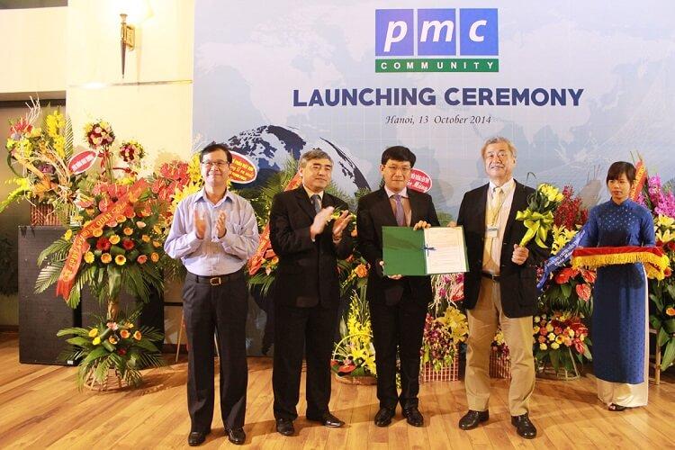 Công ty quản lý và khai thác tòa nhà PMC