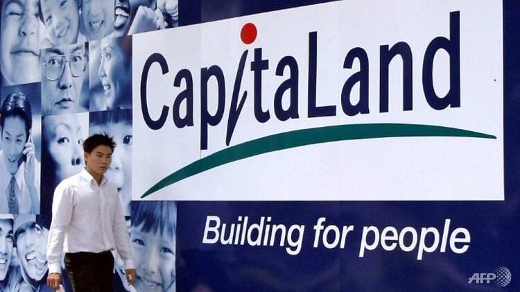 Công ty quản lý bất động sản Capitaland