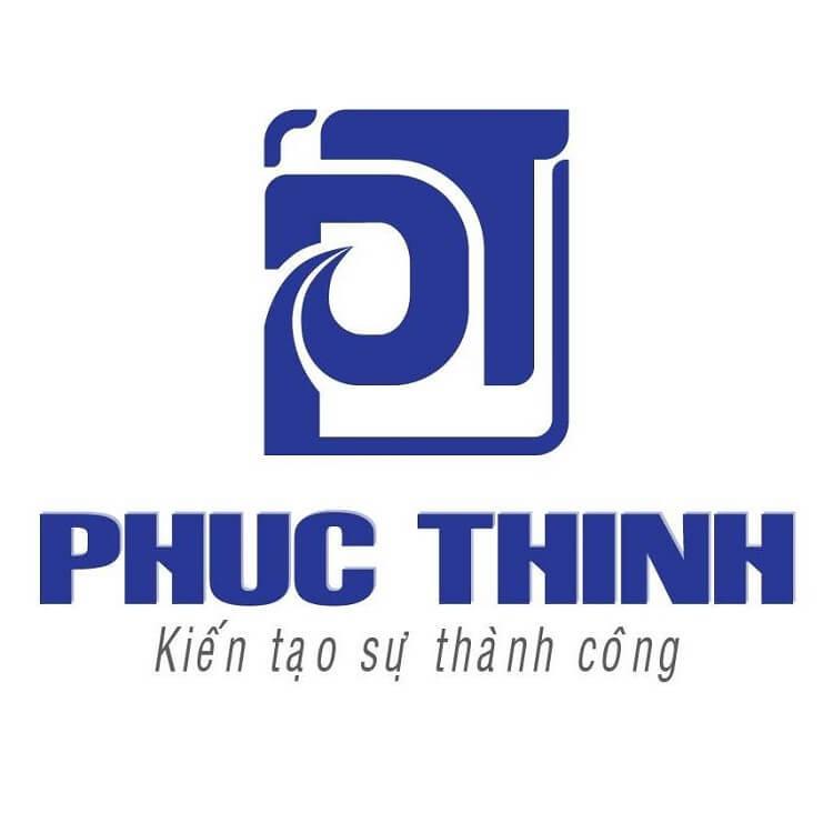 Logo công ty bất động sản Phúc Thịnh